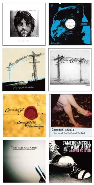 cameron-mcgill_discography
